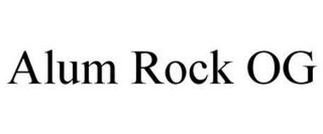 ALUM ROCK OG