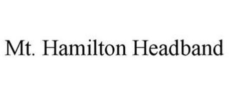 MT. HAMILTON HEADBAND