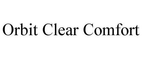 ORBIT CLEAR COMFORT