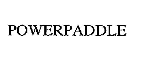 POWERPADDLE