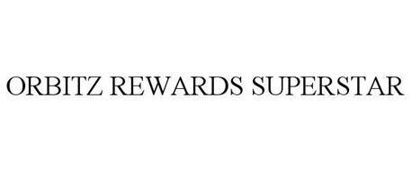 ORBITZ REWARDS SUPERSTAR