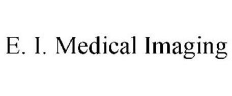 E. I. MEDICAL IMAGING