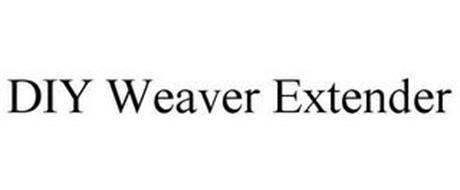 DIY WEAVER EXTENDER