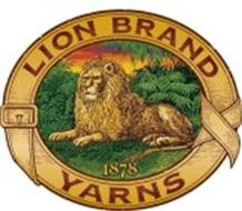 LION BRAND YARNS 1878