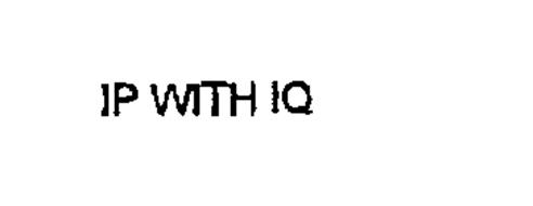 IP WITH IQ