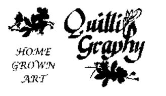 QUILLI GRAPHY HOME GROWN ART