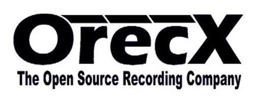 ORECX OPEN SOURCE RECORDING