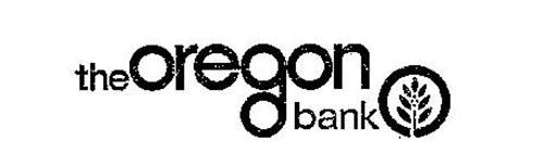 THE OREGON BANK