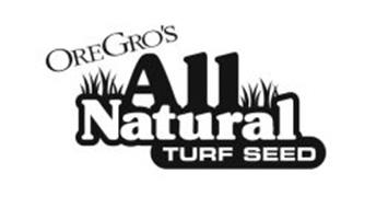 OREGRO'S ALL NATURAL TURF SEED