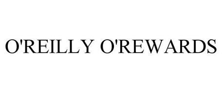 O'REILLY O'REWARDS