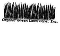 ORGANIC GREEN LAWN CARE, INC.