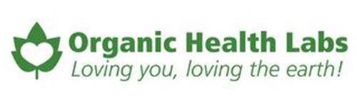 ORGANIC HEALTH LABS LOVING YOU, LOVING THE EARTH!