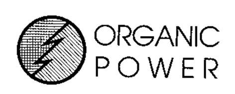 ORGANIC POWER