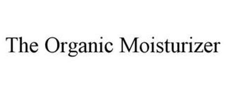 THE ORGANIC MOISTURIZER