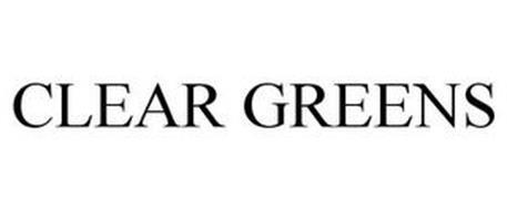 CLEAR GREENS