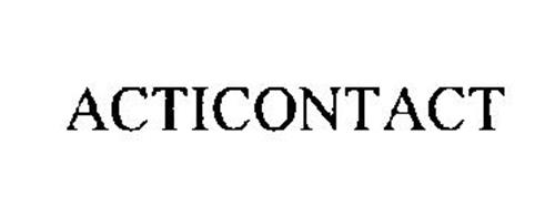 ACTICONTACT