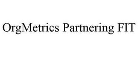 ORGMETRICS PARTNERING FIT