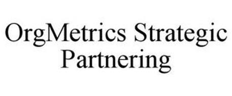 ORGMETRICS STRATEGIC PARTNERING