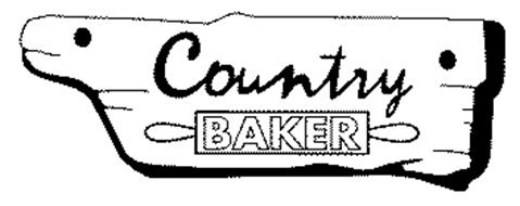 COUNTRY BAKER