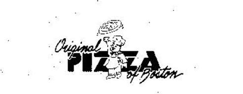 ORIGINAL PIZZA OF BOSTON