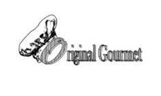 ORIGINAL GOURMET