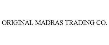 ORIGINAL MADRAS TRADING CO.