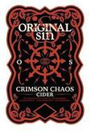 OS ORIGINAL SIN CRIMSON CHAOS CIDER
