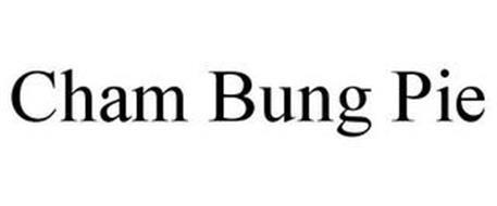 CHAM BUNG PIE