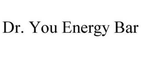 DR. YOU ENERGY BAR