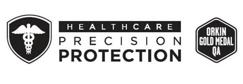 HEALTHCARE PRECISION PROTECTION ORKIN GOLD MEDAL QA