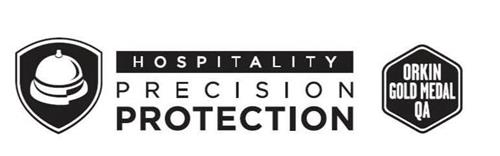 HOSPITALITY PRECISION PROTECTION ORKIN GOLD MEDAL QA