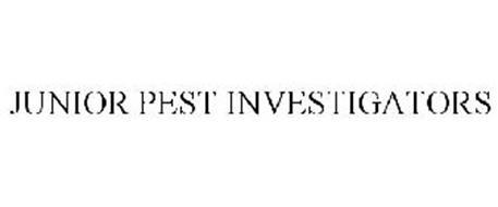JUNIOR PEST INVESTIGATORS