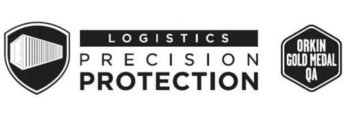 LOGISTICS PRECISION PROTECTION ORKIN GOLD MEDAL QA