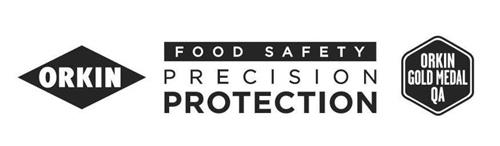 ORKIN FOOD SAFETY PRECISION PROTECTION ORKIN GOLD MEDAL QA