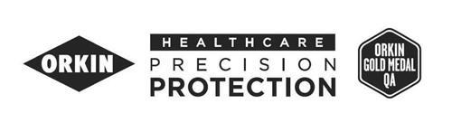 ORKIN HEALTHCARE PRECISION PROTECTION ORKIN GOLD MEDAL QA