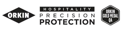 ORKIN HOSPITALITY PRECISION PROTECTION ORKIN GOLD MEDAL QA