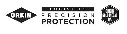 ORKIN LOGISTICS PRECISION PROTECTION ORKIN GOLD MEDAL QA