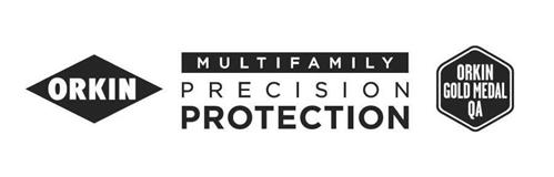ORKIN MULTIFAMILY PRECISION PROTECTION ORKIN GOLD MEDAL QA