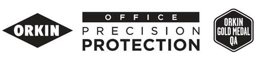 ORKIN OFFICE PRECISION PROTECTION ORKIN GOLD MEDAL QA