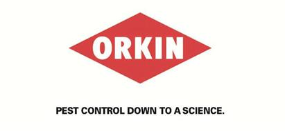 ORKIN PEST CONTROL DOWN TO A SCIENCE.