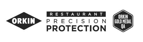 ORKIN RESTAURANT PRECISION PROTECTION ORKIN GOLD MEDAL QA
