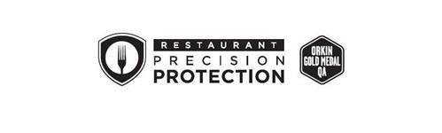 RESTAURANT PRECISION PROTECTION ORKIN GOLD MEDAL QA