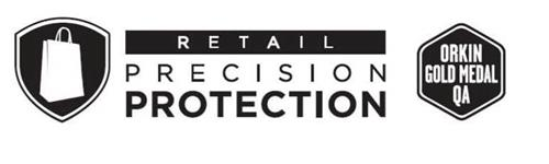 RETAIL PRECISION PROTECTION ORKIN GOLD MEDAL QA