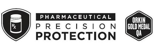 RX PHARMACEUTICAL PRECISION PROTECTIONORKIN GOLD MEDAL QA