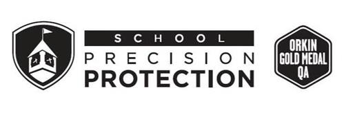 SCHOOL PRECISION PROTECTION ORKIN GOLD MEDAL QA