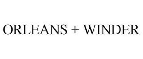 ORLEANS + WINDER