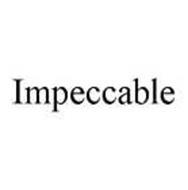 IMPECCABLE