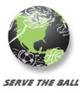 SERVE THE BALL