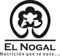 EL NOGAL NUTRICION QUE SE NOTA...