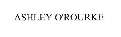 ASHLEY O'ROURKE